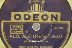Alò-alò (Radio Tolosa) - Valzer - 1936-1937