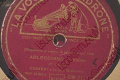 Arlecchino - (Secondo Casadei) - Valzer - 23-06-1948