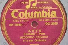 Arte - (Secondo Casadei) - Polca - 05-07-1954