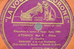 Atomica n°3 - (Secondo Casadei) 11-10-1950