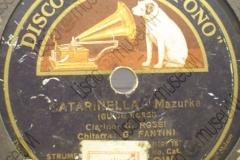 Catarinella - (Guido Rossi) - Mazurka - Clarino G. Rossi Chitarra G. Fantini - 1935-1936