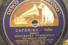 Caterina - (Fenati) - Secondo Casadei e la sua Orchestra