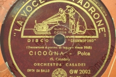 Cicogna - (Secondo Casadei) - Polca - 30-10-1946