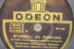 Sturnèli ad Rumagna - (Primo Lucchi) 1936