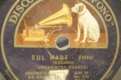 Sul mare - (Secondo Casadei) - Valzer - 1931-1932 circa