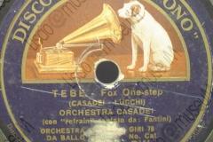 Tebe - (Secondo Casadei) 1936 circa