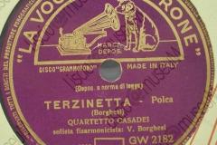 Terzinetta - (Vittorio Borghesi) 1935