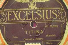 Titina - (Secondo Casadei) - Orchestra Pasini - Polca