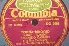 Torna Maggio - (Secondo Casadei) 22-06-1955