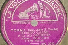 Torna - (Secondo Casadei) 12-07-1957