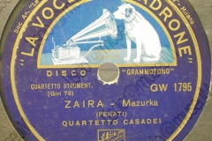 Zaira - (Fenati) - Mazurka - Quartetto Casadei - 1940